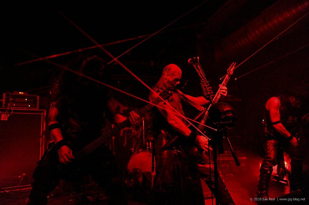 OTARGOS, 06.10.2010, Rockfabrik, Ludwigsburg