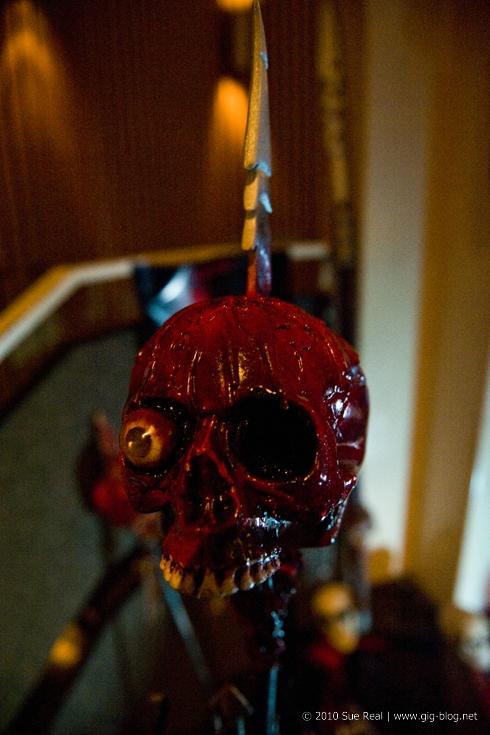 7. Weekend of Horrors, 12.-14.11.2010, Saalbau, Bottrop