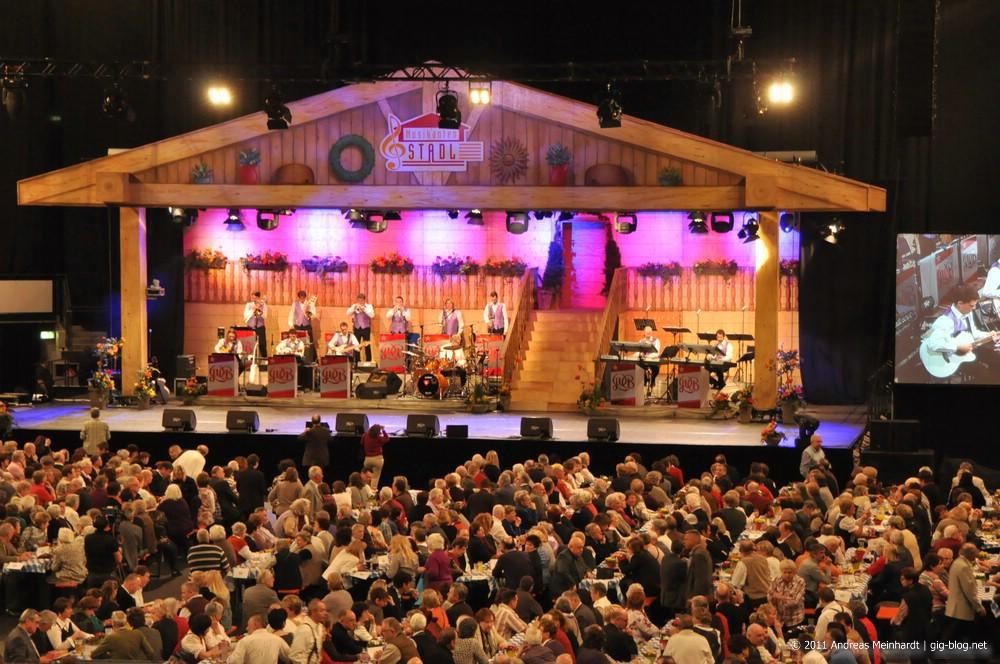 Musikantenstadl 13 02 2011 Porsche Arena Stuttgart