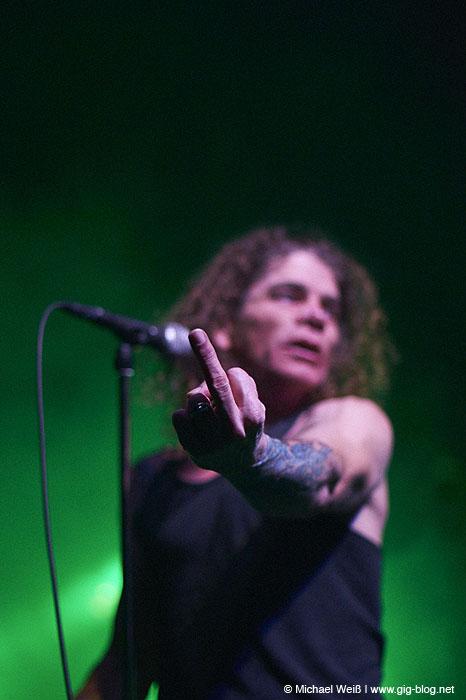 Killfest Tour 2011, Overkill, LKA Longhorn