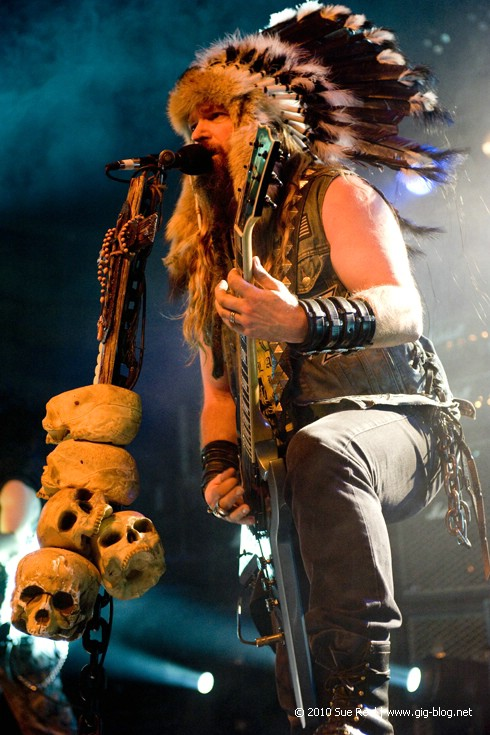 Black Label Society, 20.06.2011, LKA, Stuttgart