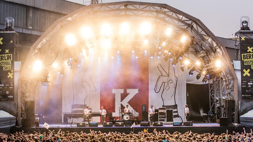 Berlin Festival 2012
