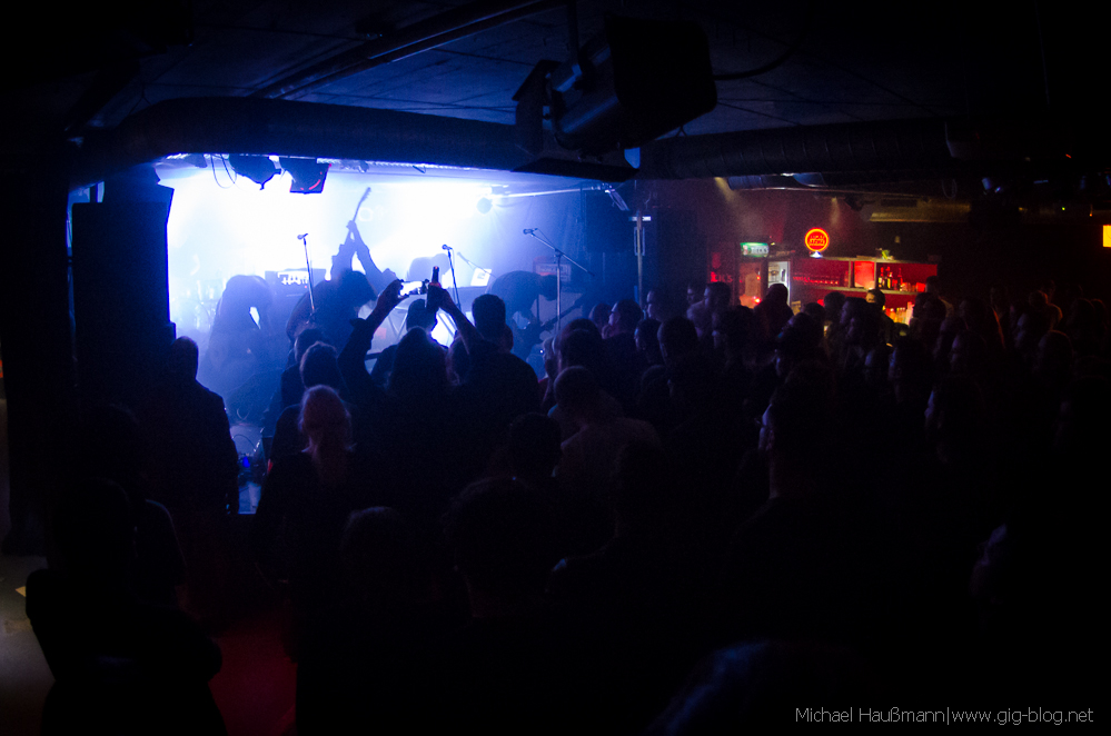 CULT OF LUNA + THE OCEAN + LO!, 06.05.2013, Universum, Stuttgart