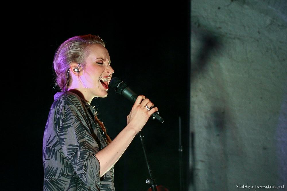 Leslie Clio, 25.10.2013, Wagenhallen, Stuttgart