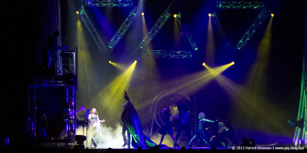 THE ILLUSIONISTS, 03.11.2013, Porsche-Arena, Stuttgart