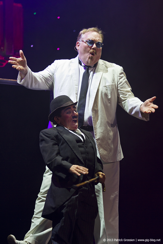 THE ILLUSIONISTS, 03.11.2013, Porsche-Arena, Stuttgart