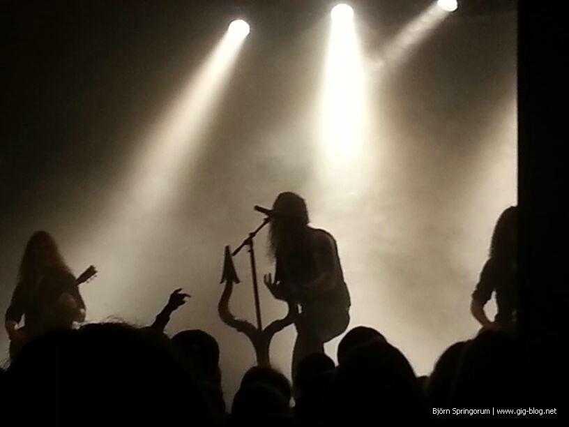 SATYRICON, 12.12.2013, LKA, Stuttgart