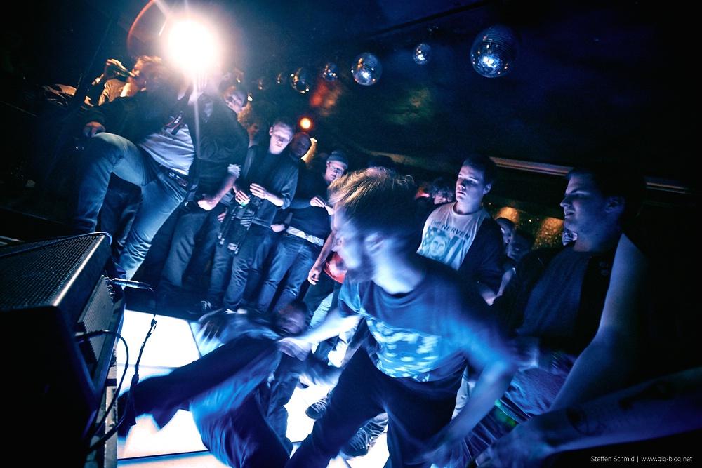 DIE NERVEN + ANGELO FONFARA, 06.01.2014, Schocken, Stuttgart