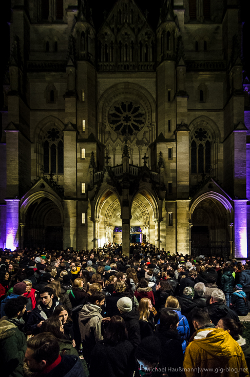 ME&KATFRANKIE&MYDRUMMER, MISTER AND MISSISSIPPI, 07.02.2014, Marienkirche, Stuttgart