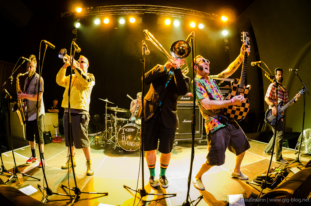 20140718 DSC 1272 REEL BIG FISH, 18.07.2014, Martinskirche, Stuttgart