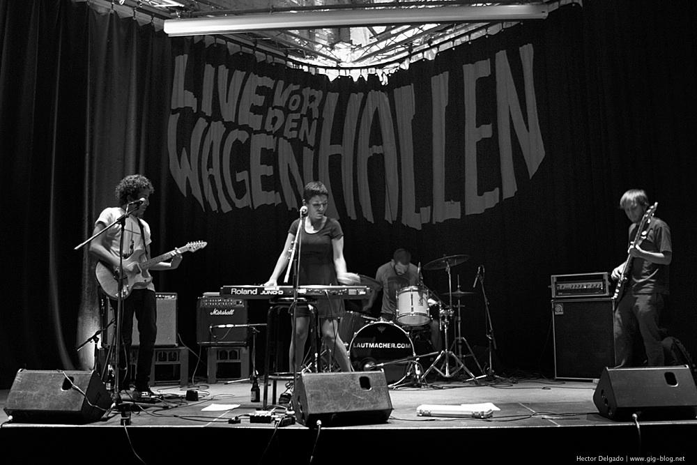 MOLDES, 07.08.2014, Wagenhallen, Stuttgart