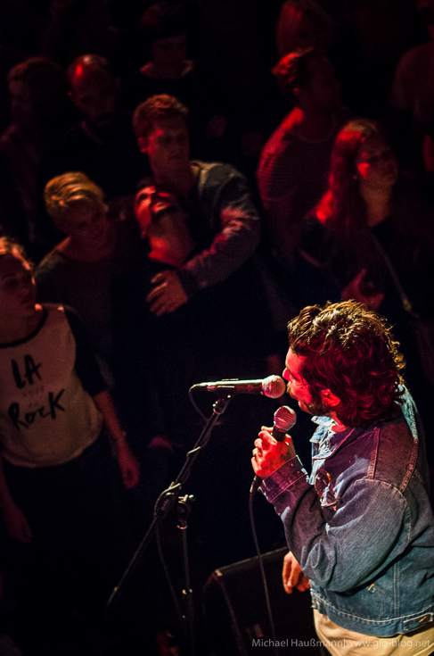 20140813 M70 8816 THE GROWLERS, THE MOKKERS, 13.08.2014, Schocken, Stuttgart