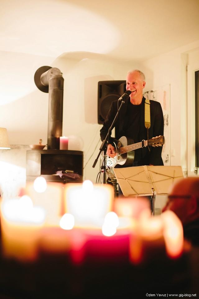 TERRY LEE HALE, 22.09.2014, Wohnzimmer, Stuttgart