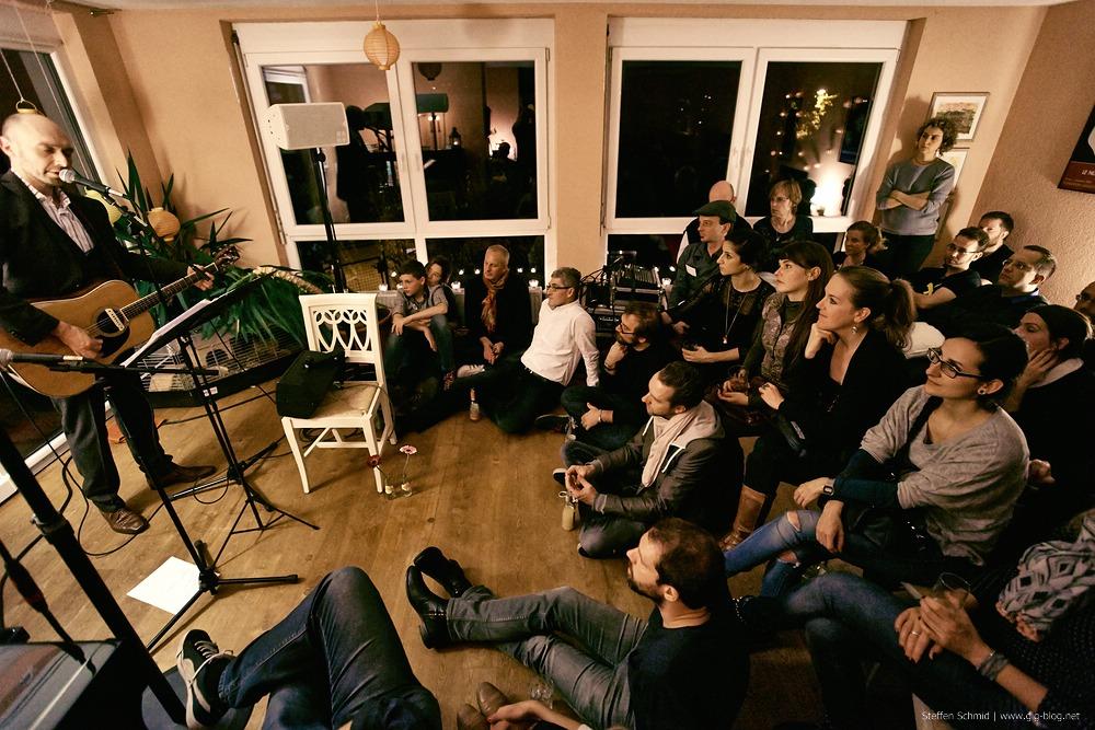 Eric pfeil wohnzimmer feuerbach stuttgart gig blog - Wohnzimmer stuttgart ...