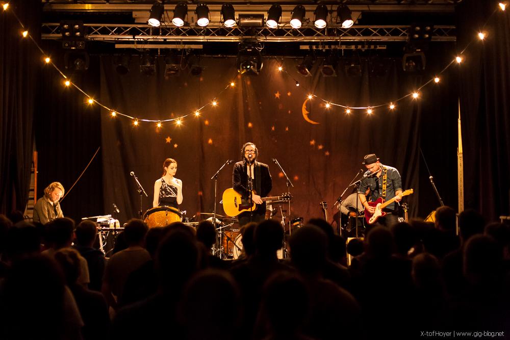 BLAUDZUN, 16.11.2014, clubCANN, Stuttgart