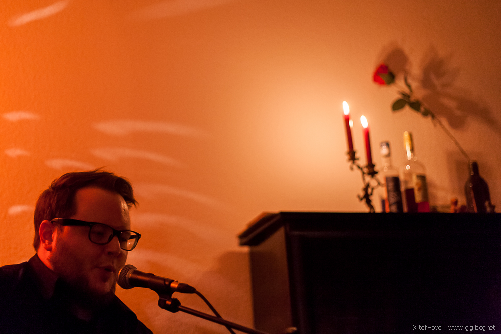 GERWALD, 22.12.2014, Wohnzimmer, Stuttgart