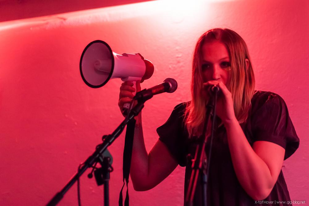 SHE MAKES WAR, 11.05.2015, Ebene 0, Stuttgart