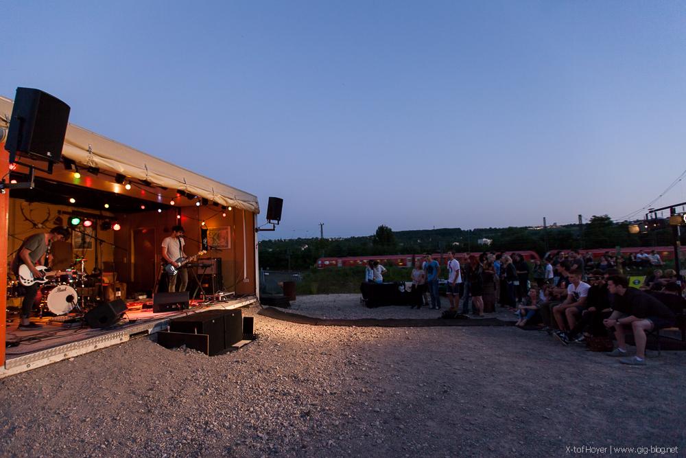 KAUFMANN FRUST, EAU ROUGE, 03.06.2015, Stadtstrand, Esslingen