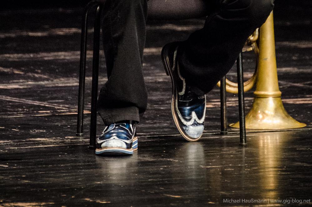 MNOZIL BRASS, 05.07.2014, Forum, Ludwigsburg