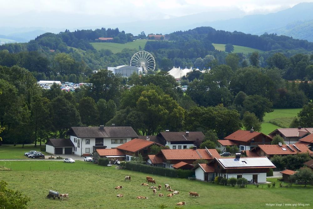 CHIEMSEE SUMMER 2015, 19.-23.08.2015, Übersee
