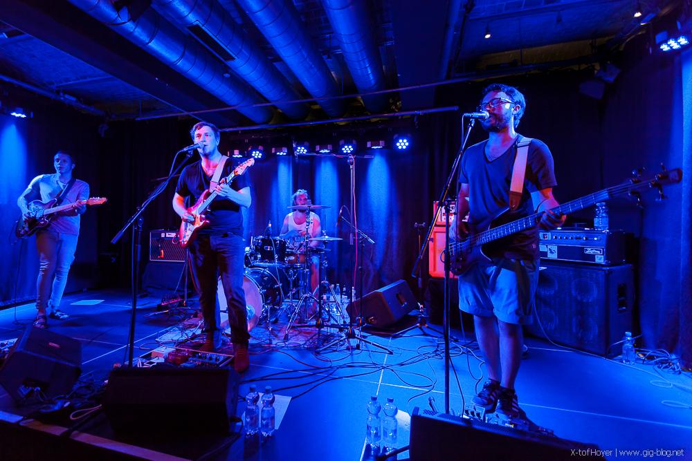 THE ROLACAS, MATU, 07.08.2015, Merlin, Stuttgart