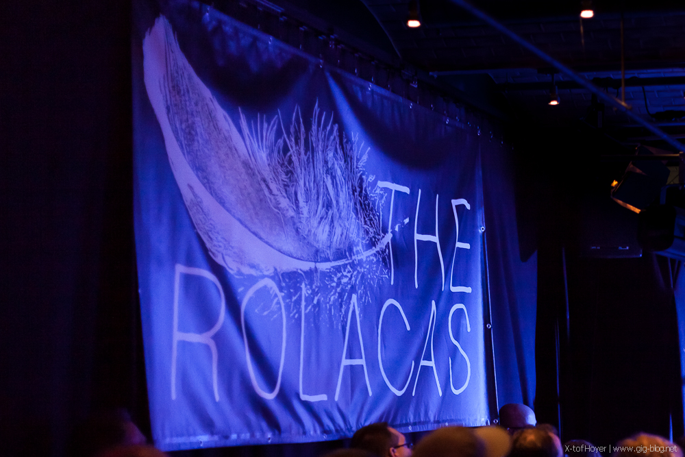 THE ROLACAS, MATU, 07.08.2015, Merlin, Stuttgart