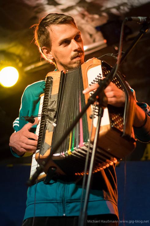 KOFELGSCHROA, 25.09.2016, Jazzclub Alter Konrad, Weinstadt