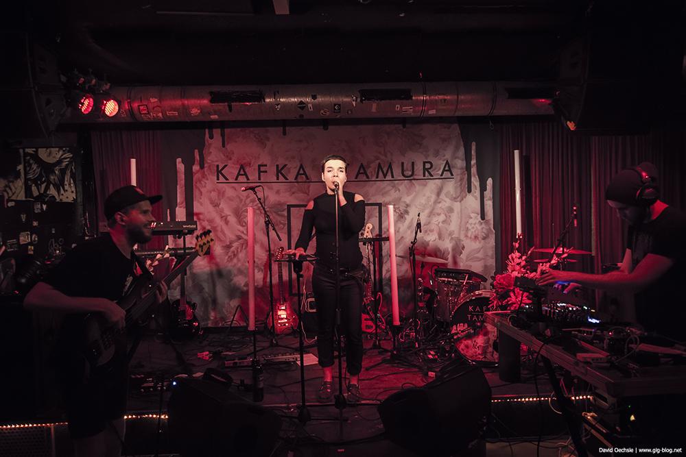KAFKA TAMURA, 16.09.2015, Keller Klub, Stuttgart