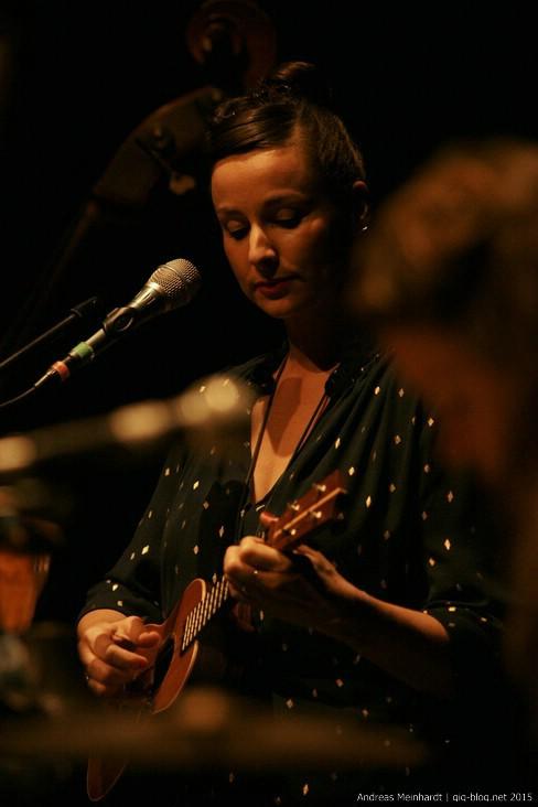 MARIE LOUISE, 30.10.2015, Theaterhaus, Stuttgart