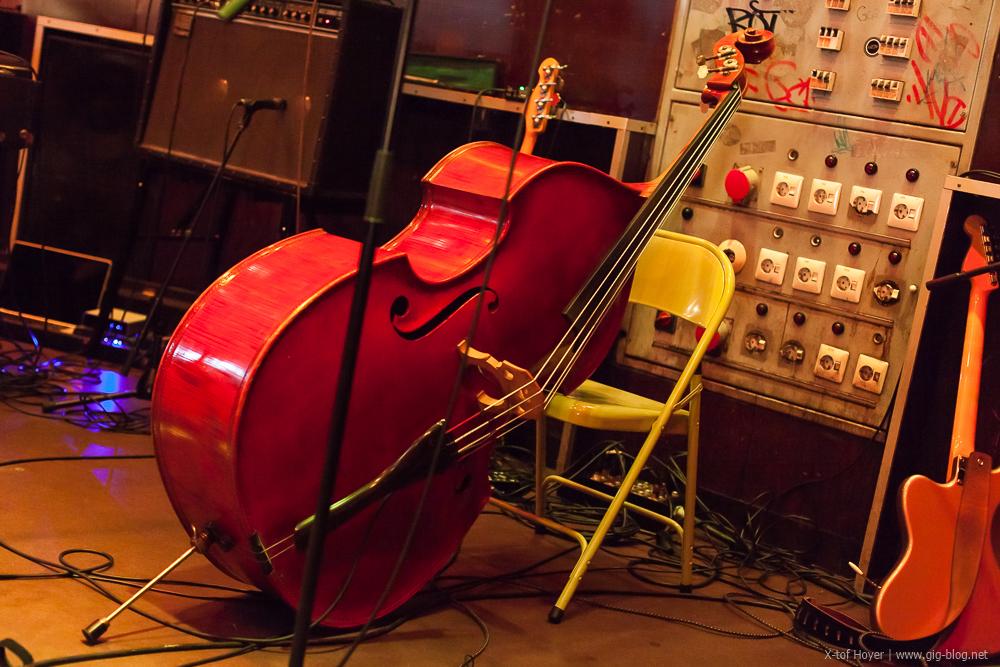 TEXTOR, 05.10.2016, Tonstudio, Stuttgart