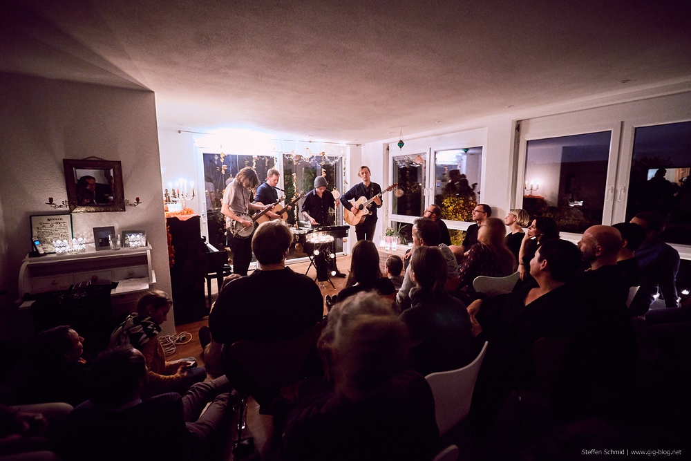 THE ANATOMY OF FRANK, 28.10.2015, InDieWohnzimmer, Stuttgart
