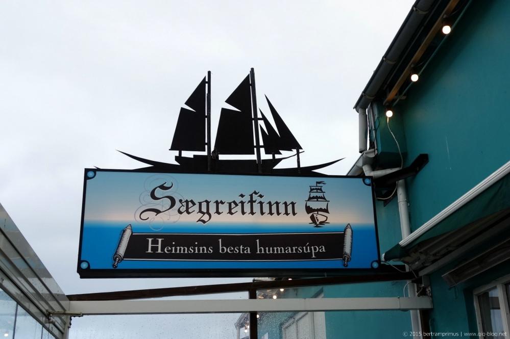 Saegreifinn