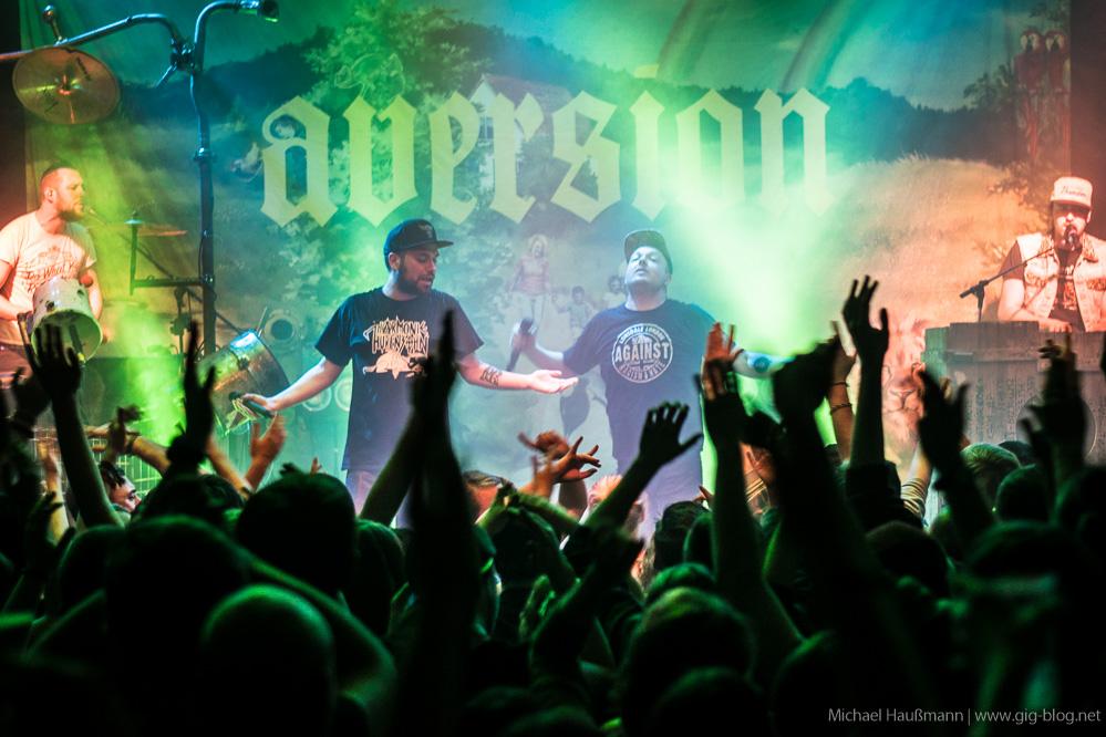 ANTILOPEN GANG, 19.11.2015, Club Cann, Stuttgart