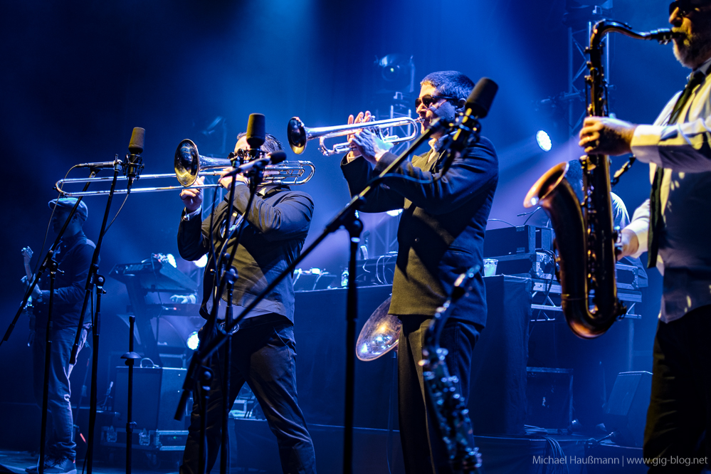 FAT FREDDY'S DROP, 21.11.2015, Liederhalle, Stuttgart