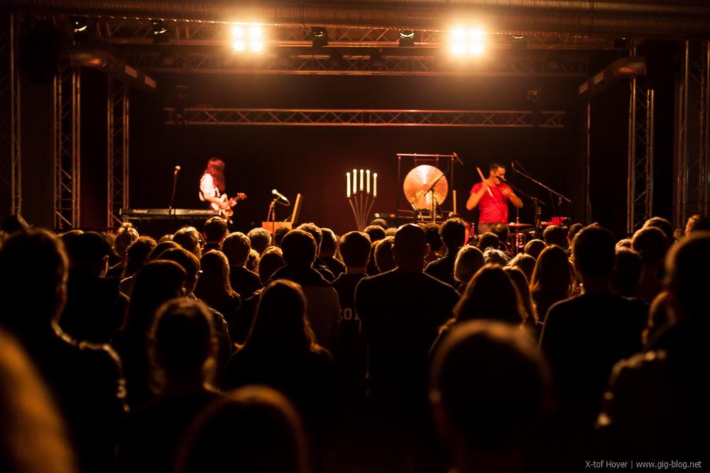 SEA + AIR, 04.11.2015, Im Wizemann, Stuttgart
