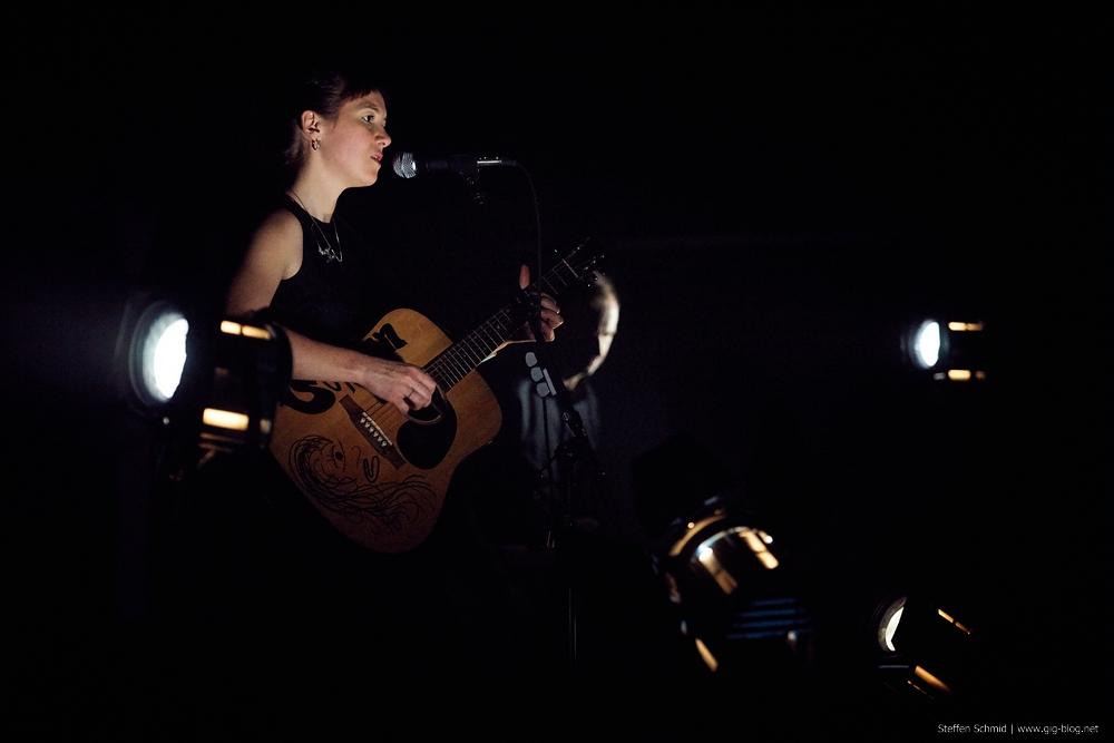 SOPHIE HUNGER, 16.11.2015, Im Wizemann, Stuttgart
