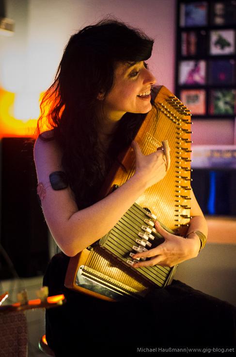 ELIZA RICKMAN, 11.12.2015, Øbscür, Fluxus, Stuttgart