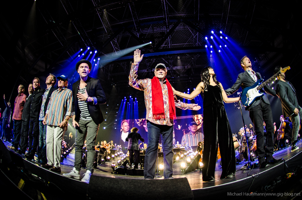 NIGHT OF THE PROMS, Schleyerhalle, Stuttgart, 16.12.2015