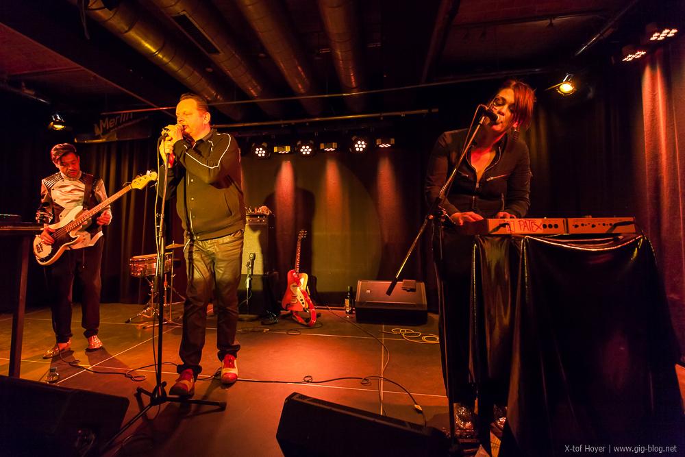 A Tribe called Knarf, 24.01.2016, Pop Freaks, Merlin, Stuttgart