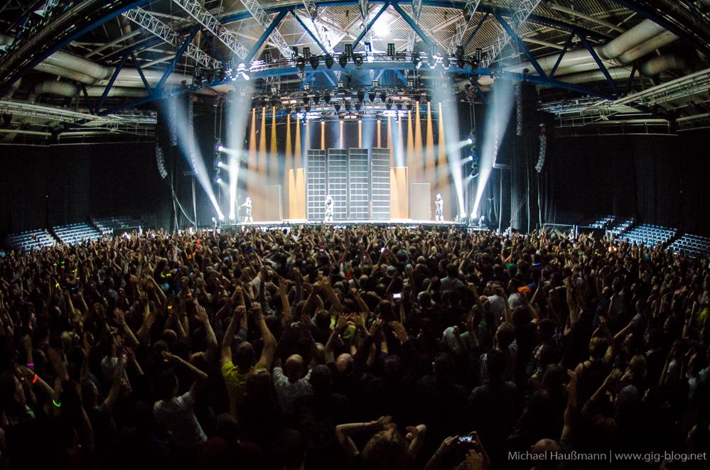 DEICHKIND, Schleyerhalle, Stuttgart, 04.02.2016