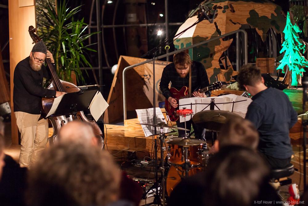 TANN, 17.02.2016, Haus des Waldes, Stuttgart