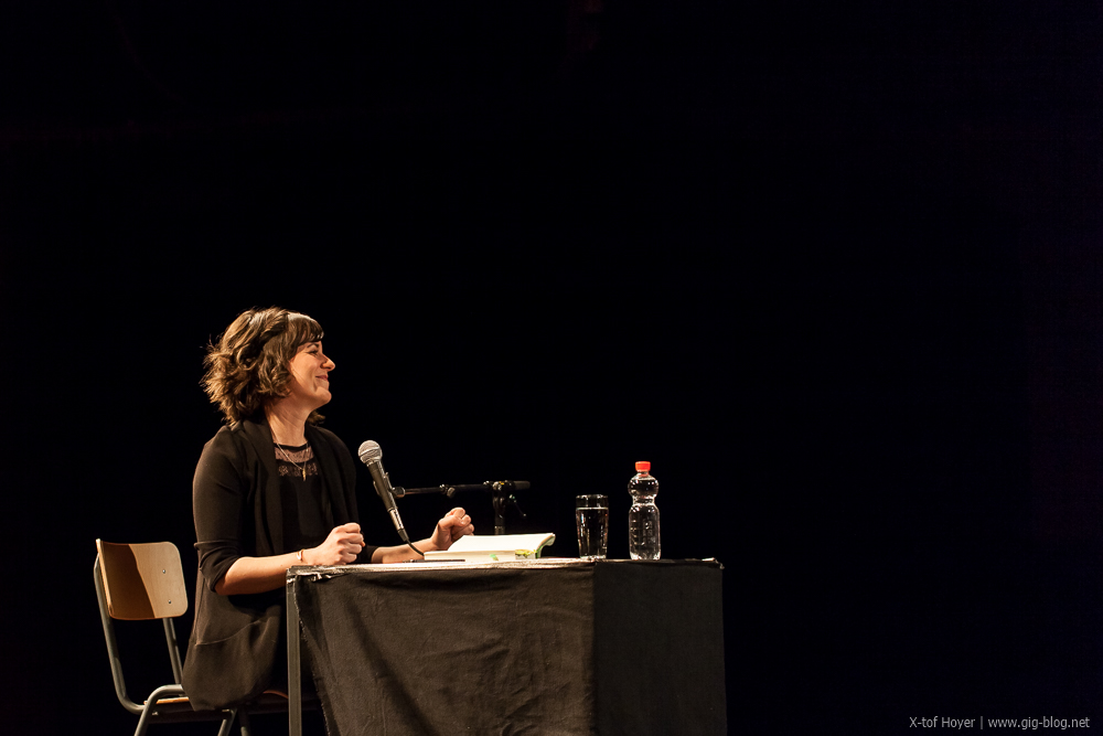 SARAH KUTTNER, 16.03.16, Im Wizemann, Stuttgart