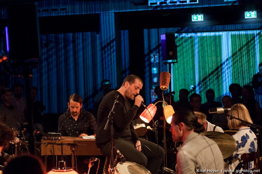 DAS VEREINSHEIM, 08.06.2016, Scala, Ludwigsburg