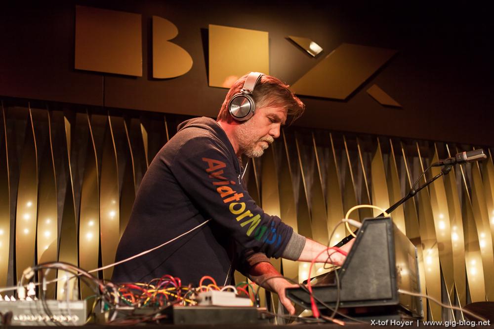 NETZER & AND.YPSILON, 11.06.2016, Bix, Stuttgart