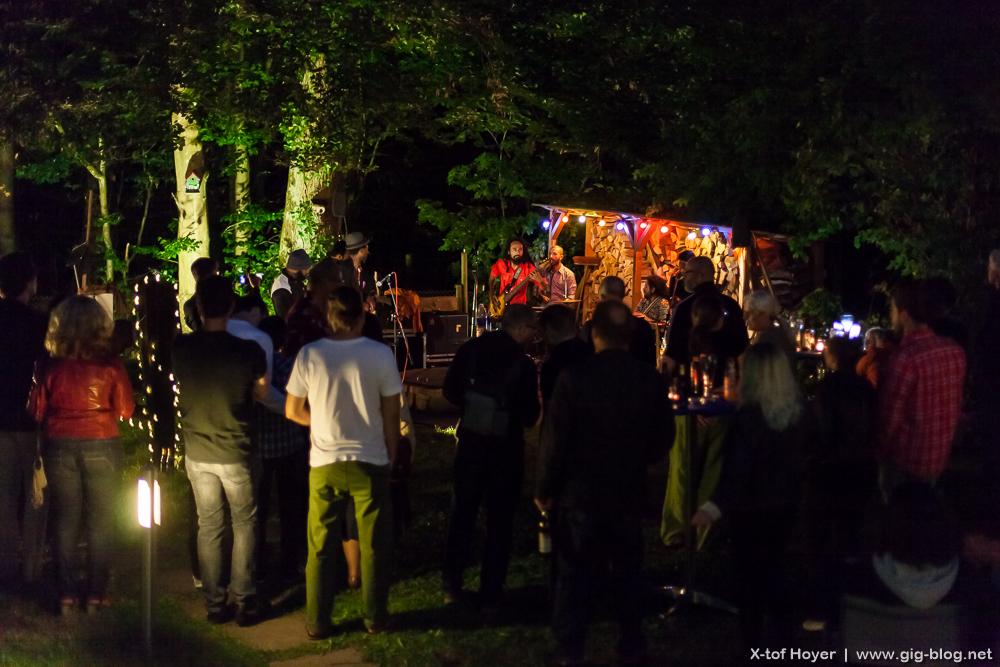 M.A.K.U. SOUNDSYSTEM, 16.07.2016, Edenless Bar, Leinfelden