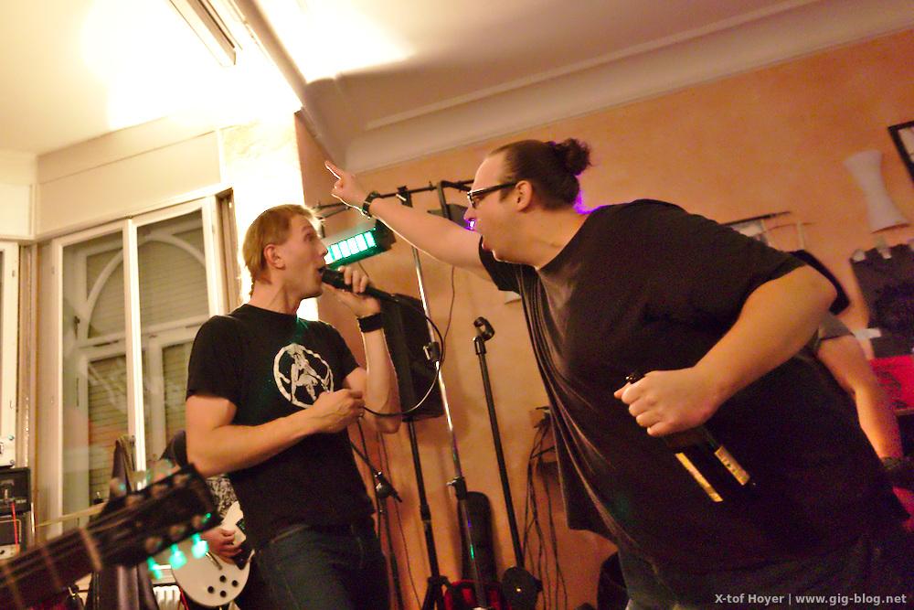 Konzertbericht: Rampage Kids, 30 JAHRE SUMPFPÄPSTE & FREUNDE, 15.10.2016, Jugendhaus Bastille, Reutlingen