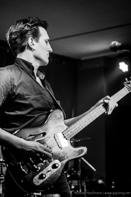 Konzertbericht: BLACK HEINO, 15.10.2016, Goldmark's, Stuttgart