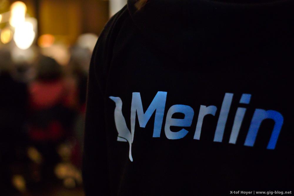 33 Jahre Kulturzentrum Merlin, 22.10.2016, Merlin, Stuttgart