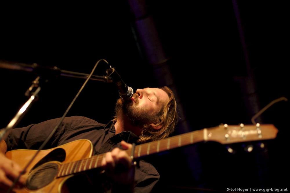 Konzertbericht: ENNO BUNGER, 22.10.2016, Merlin, Stuttgart