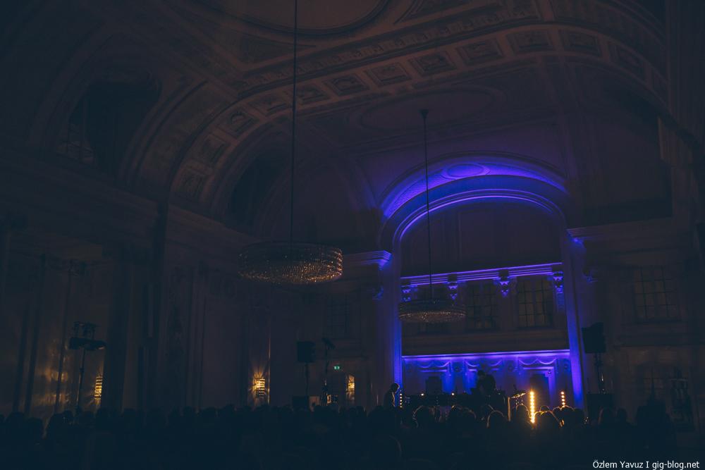 Konzertbericht: Grandbrothers im Rahmen des New Fall Festivals am 28.10.2016 im Neuen Schloss, Stuttgart